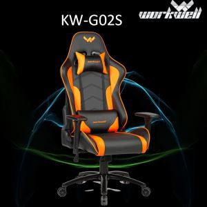 WORKWELL New Computer Gaming Chair (KW-G02S) For Racing
